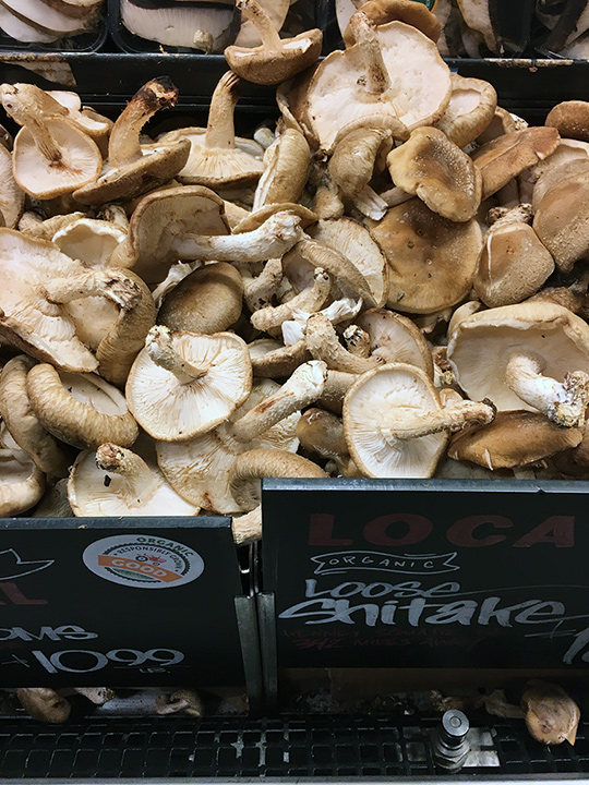 Shiitake Chips post image