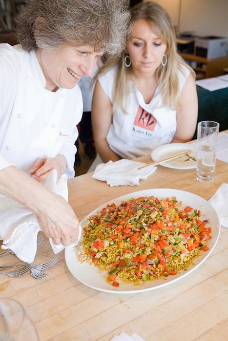 Karen Lee Cooking Classes New York City