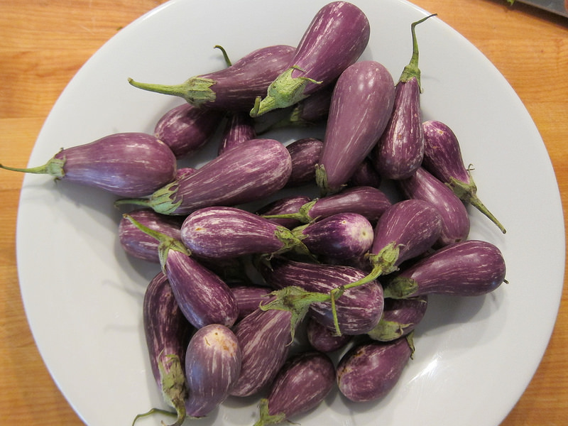 Roasted Fairytale Eggplant post image